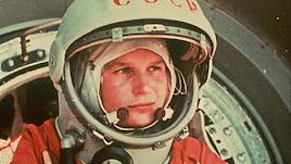 La rusa Valentina Tereshkova fue la primera mujer astronauta.