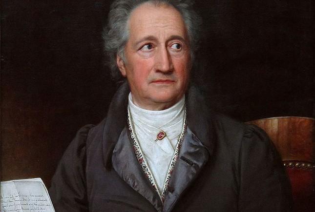 Johann Goethe- Người Đức vĩ đại nhất