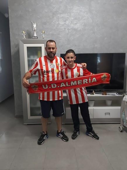 David Idáñez Cegarra y David Idáñez Lara.