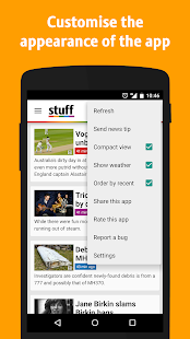 Stuff.co.nz- screenshot thumbnail