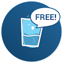 Water Balance drink for health icon
