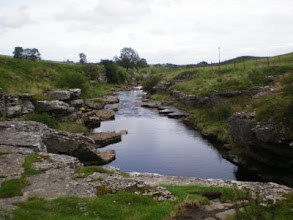 Photo: PW - From Tan Hill to Middleton in Teesdale: River Greta sisappearing at God's Bridge