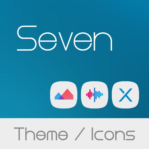 Seven Theme + Icons