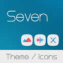 Seven Theme + Icons icon