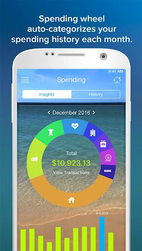 ChimpChange Mobile Banking Screenshot