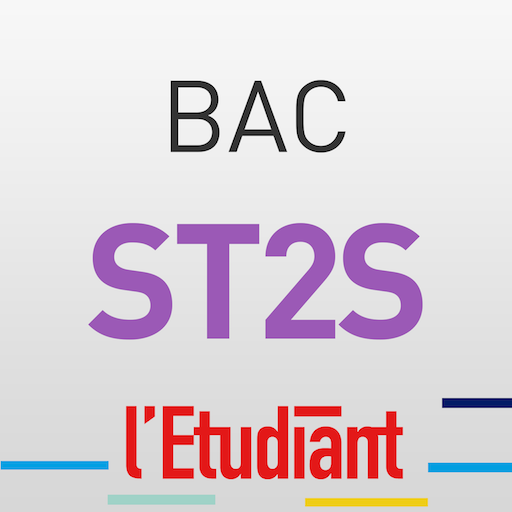 Bac ST2S 2018 avec L'Etudiant Icon