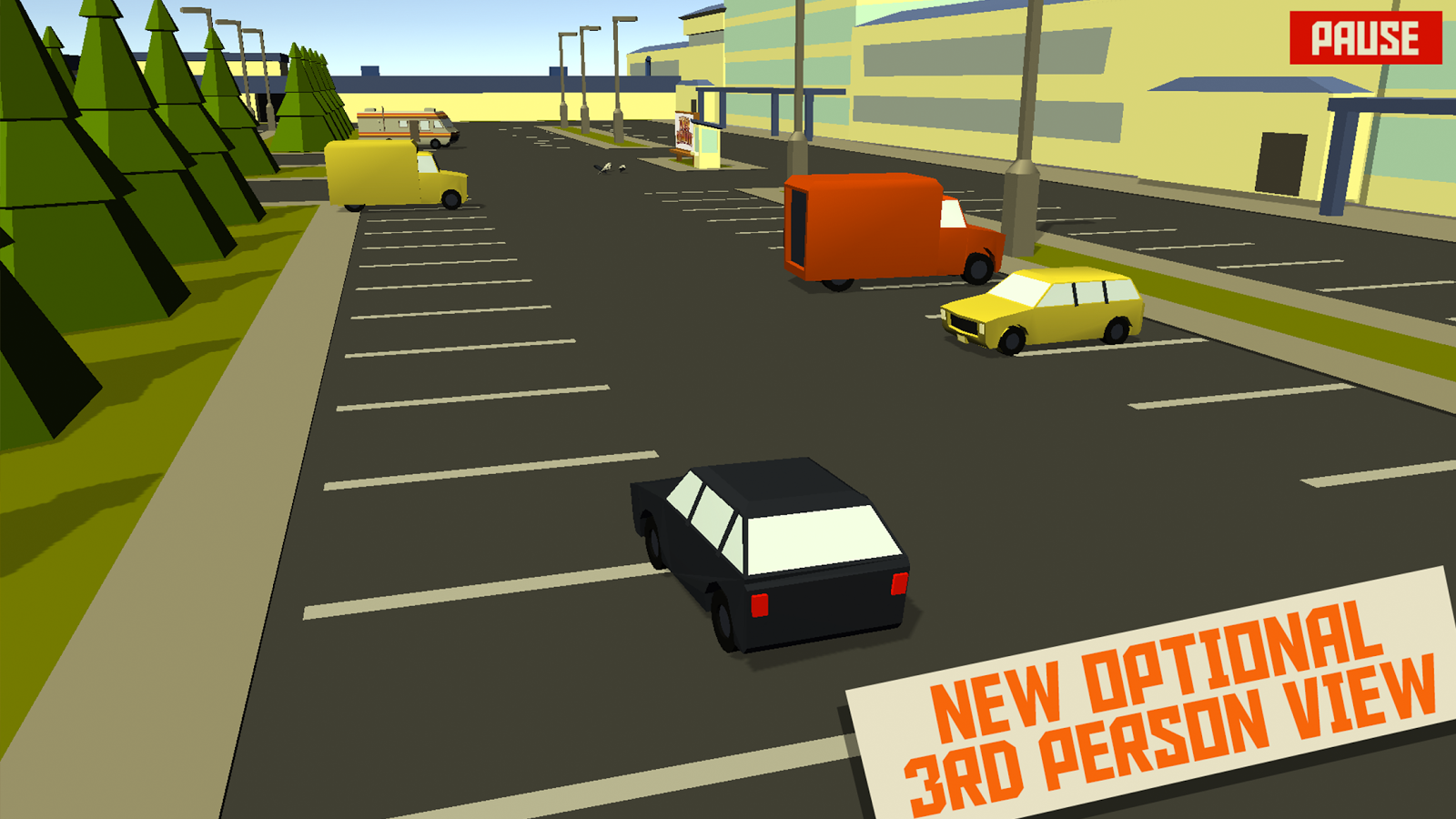 Pako - Car Chase Simulator- screenshot