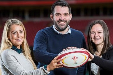 Dai Robs lands game changer rugby job