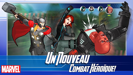 MARVEL Avengers Academy  captures d'écran 2