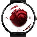 Realistic Heart - Watch Face Icon