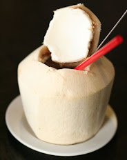 Fresh Young Coconut Juice