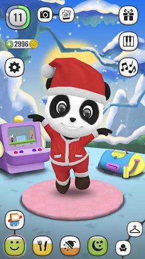 我說話的熊貓 - 虛擬寵物