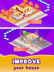 Idle Life Sim Mod Apk 1.0.2 (Unlimited Money & Gems) 10