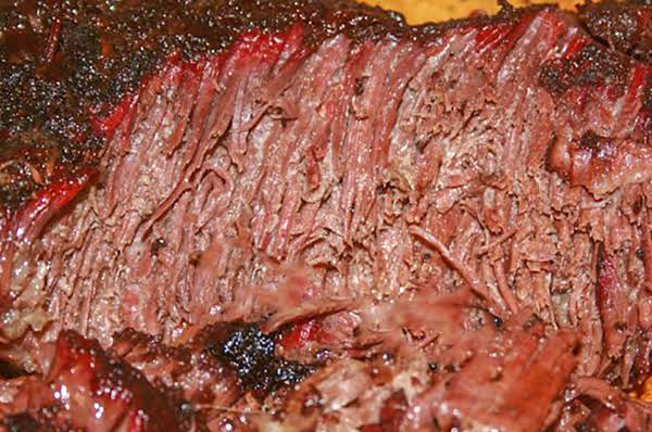 Chuck Roast In The Smoker With A Secret Step