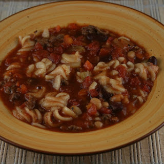 Crock Pot Pasta Fagioli Recipes.