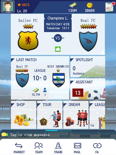 Top Football Manager 2020 apktram screenshots 13