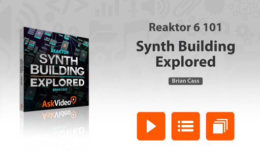 Building Course For Reaktor 6