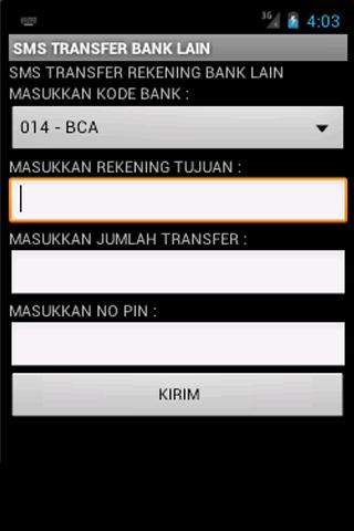 Sms Banking Bri Unofficial Apk Download Apkpure Co