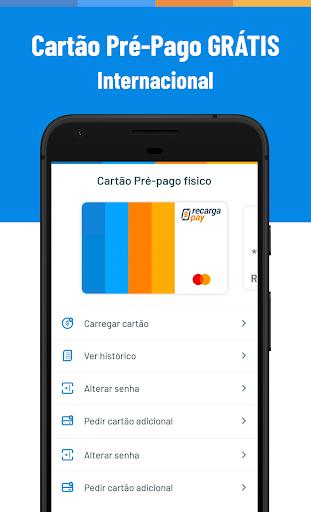 Recarga Celular, Pagar Contas e Boletos Sem Taxas screenshot 2