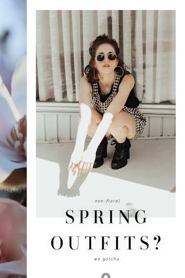 Spring Outfits - Video Template