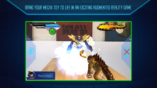 Disney Mech-X4 Robot AR Battle  screenshots EasyGameCheats.pro 5