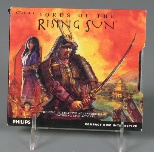 Video game:Phillips CD-i Lords of the Rising Sun