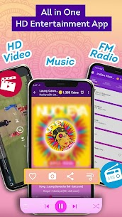 Indian Music Player – Earn Money, Rewards & Cash apk download 2
