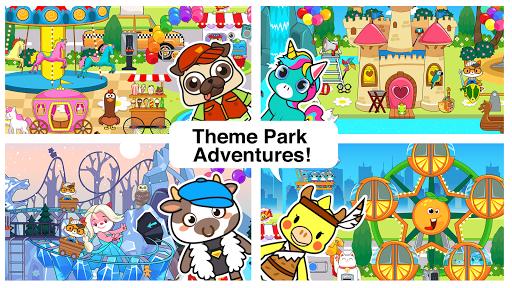 Télécharger Gratuit Main Street Pets Big Vacation - Big Pets Holiday! apk mod screenshots 2