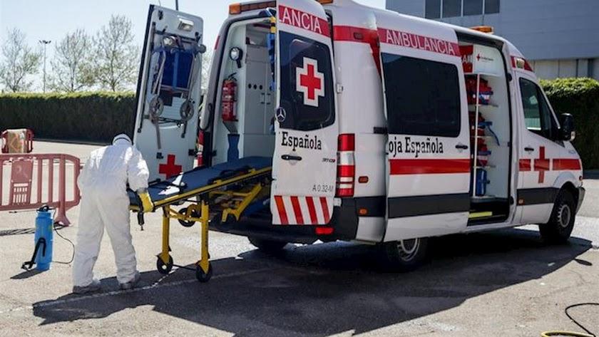 Andalucía registra 8.301 infectados y 470 fallecidos por coronavirus en las últimas 24 horas.