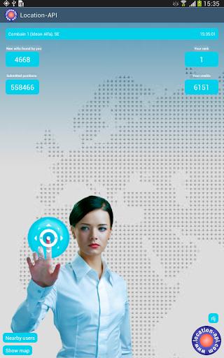 Location-API screenshot 4