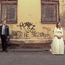 Wedding photographer Kseniya Bolshakova (Panikeni). Photo of 04.11.2012