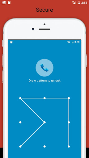 Fingerprint Pattern App Lock 3.952 screenshots 3