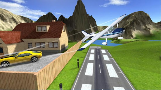 Airplane Flight Simulator RC para Android