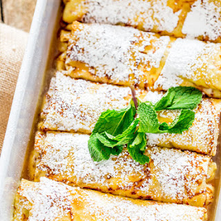 Stuffed Crepes Recipes