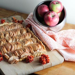French Apple Tart.
