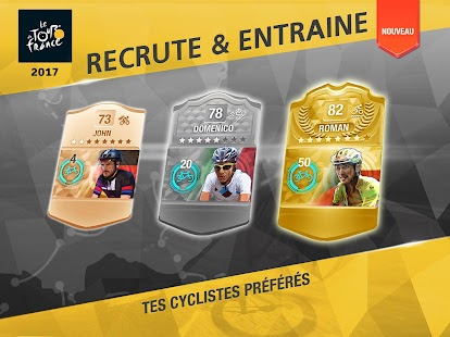 Tour de France-Cycling stars Jeu officiel 2017! Capture d'écran