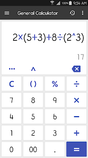 ClevCalc – Calculator 2