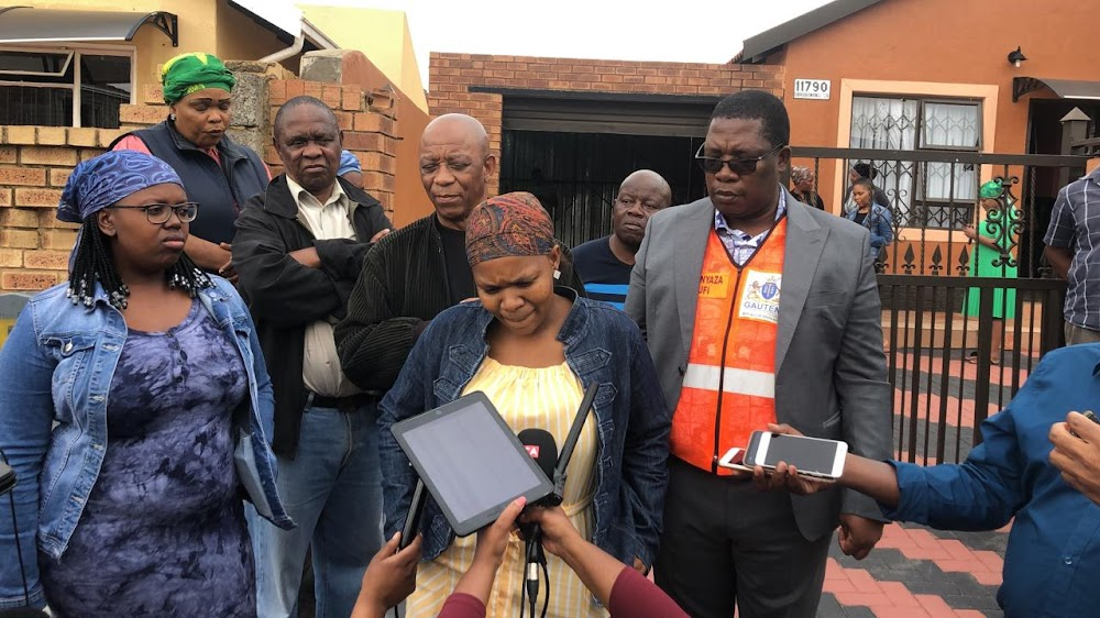 'It was time': family of Soweto gogo who died before collecting grant - SowetanLIVE