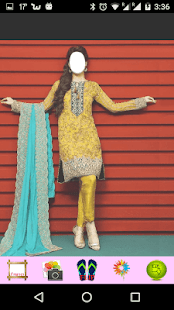 Women  Dresses - Indian Styles - náhled