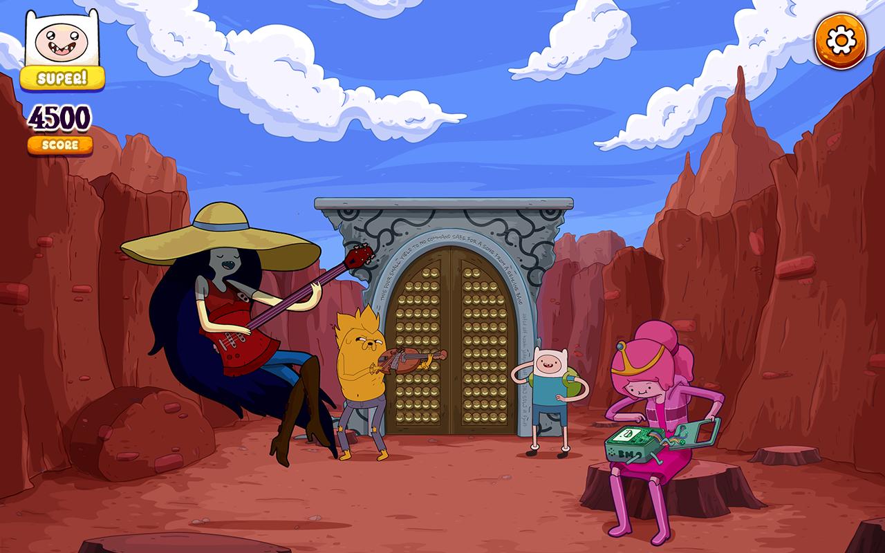 Rockstars of Ooo screenshot #3