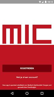 Download MIC 2018 For PC Windows and Mac apk screenshot 1