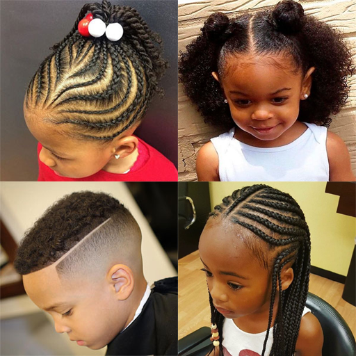 KIDS HAIRSTYLES 2019 - Apps on Google Play