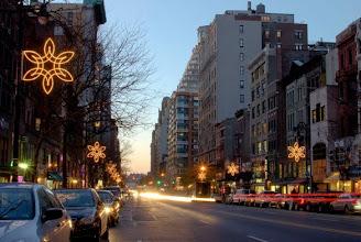 Photo: West 72nd Street Upper West Side