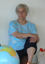 Photo: Gudrun Rütten - Member of the Peace Camp leaderteam