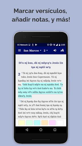 Mixtec Tezoatlu00e1n - Bibel-Screenshots 4