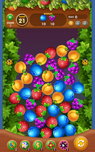Fruits Crush - Link Puzzle Game 1.0025 screenshots 12