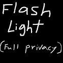 Full Privacy Flash Light icon