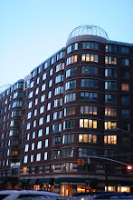 Photo: Interesting looking apartment building in Lower Manhattan.
