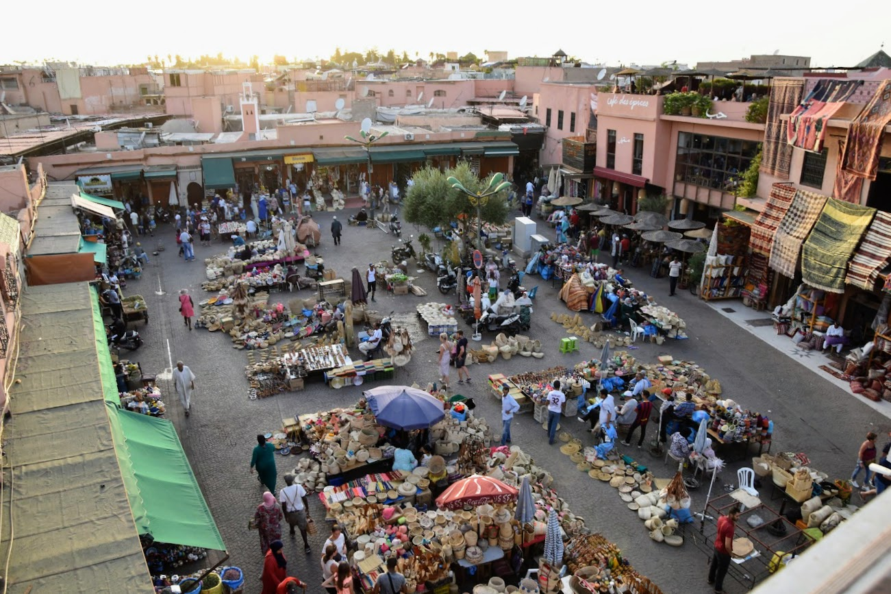 lo mejor que hacer en Marrakech
