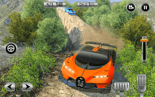 Offroad Car Driving Simulator 3D: Hill Climb Racer game (apk) free download for Android/PC/Windows screenshot